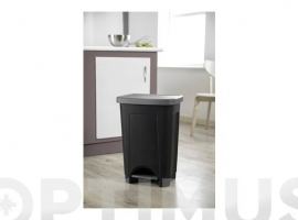 CUBO PEDAL PLASTICO STEP BIN