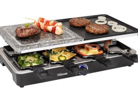 RACLETTE GRILL PIEDRA