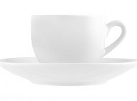 TAZA CAFE CON PLATO PORCELANA SWEDEN