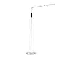 LAMPARA PIE FLEXIBLE LED 9W BLANCA