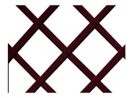CELOSIA EXTENSIBLE PLASTICO TRELLIFLEX CHOCOLATE