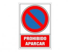SEÑAL PROHIBICION CASTELLANO