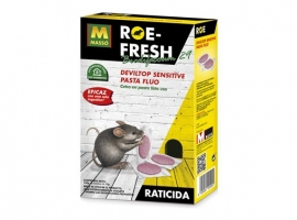 RATICIDA CEBO FRESCO ROE-FRESH MONODOSIS