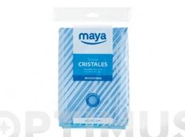 BAYETA MICROFIBRA ESPECIAL CRISTALES